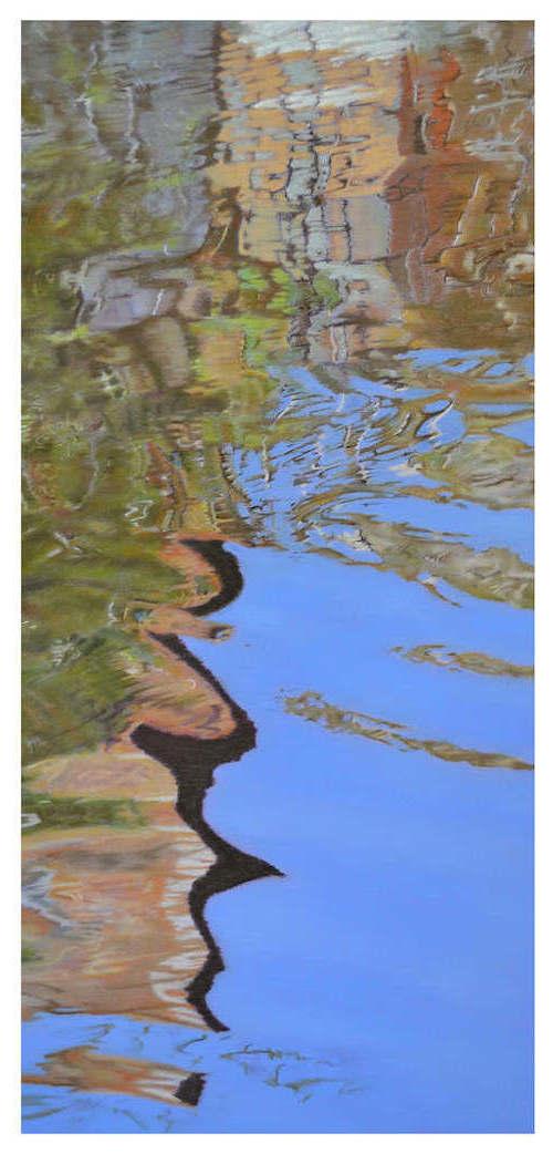 Linda Penny Art - Reflection 4
